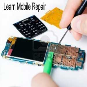 Learn mobile repair